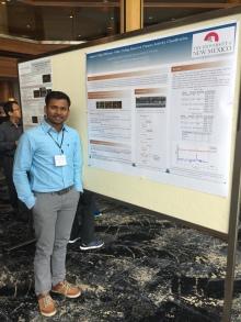 Presenting my paper at DCC 2017 Snowbird, Utah