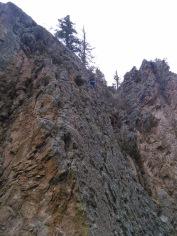 Rock Climbing 5.7